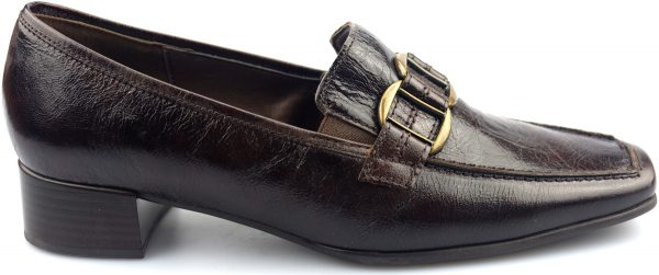 Gabor slip-on 85.352.38 mocca leather