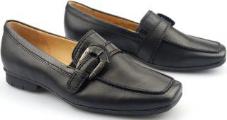 Gabor slip-on 85.301.27 black leather