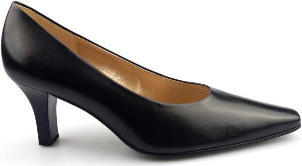 Gabor pumps 35.190.37 black leather