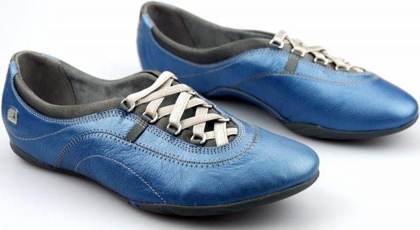 Clarks slip-on IDYLLIC SLIP denim blue leather