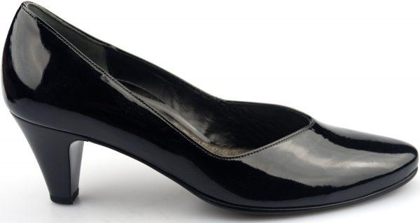 Gabor pumps 62.180.97 black patent leather