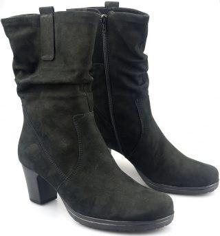 Gabor 92.989.47 medium long boot women black