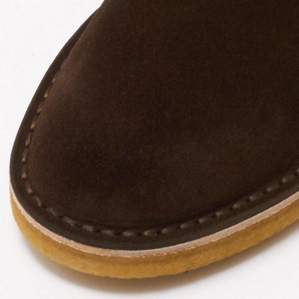 Clarks Originals DESERT BOOT brown suede boots for men