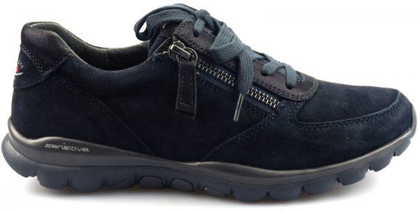 Gabor rollingsoft sensitive 76.968.26 dark blue leather