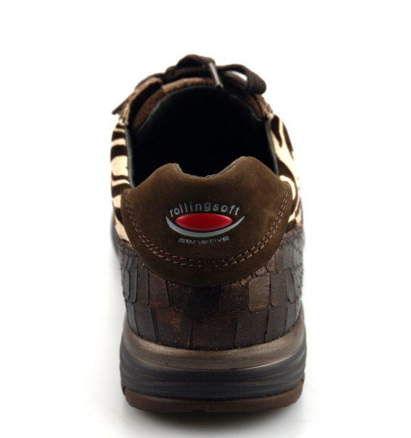 Gabor rollingsoft sensitive 36.978.75 beige bronze brown leather