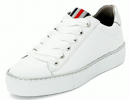 Ara 12-37484-76 Women Sneaker -  Wide Fit - White