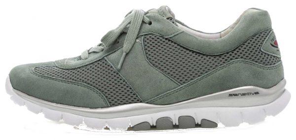 Gabor Rollingsoft 26.966.60 Women Rolling Shoes - Mint Green
