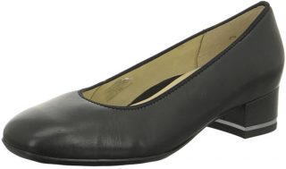 Ara 12-11838-01 Women Pump - Wide Fit - Black