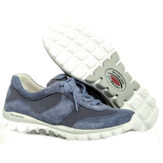 Gabor Rollingsoft 66.966.26 Women Rolling Shoes - Blue