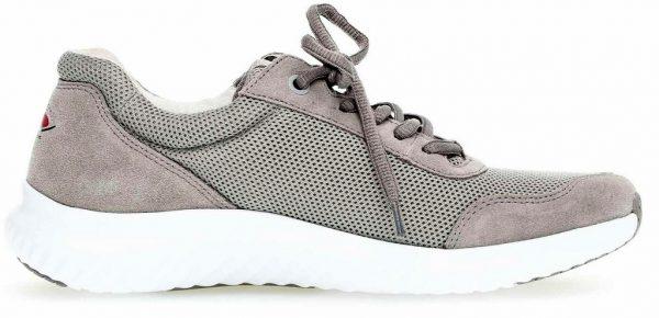Gabor Rollingsoft 26.981.40 Women Walking Shoes - Grey