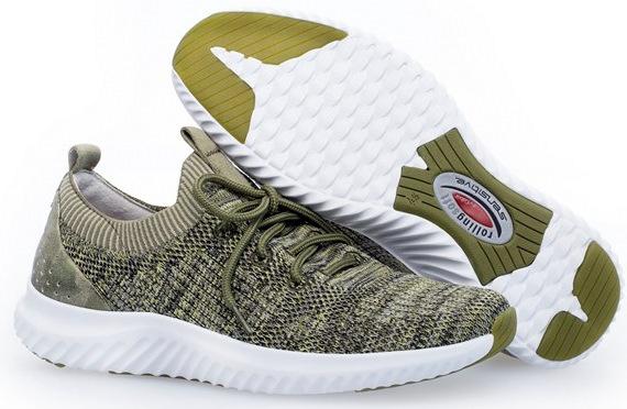 Gabor Rollingsoft 26.980.14 Women Walking Shoes - Green