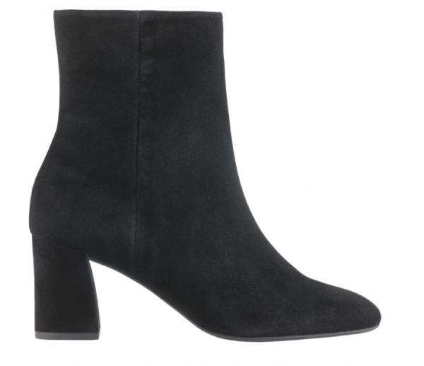 Högl ankle boots Emilie 8-105102-0100 black suede
