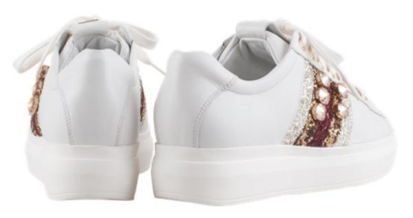 Högl sneakers Fantasy 8-103990-0299 white leather