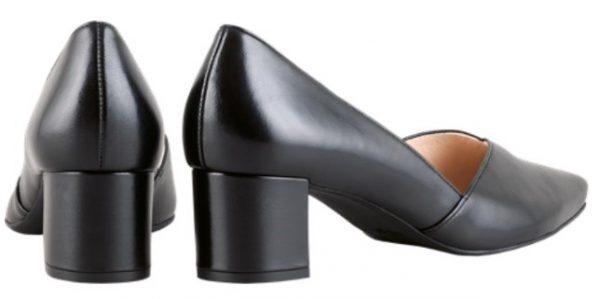 Högl pumps Honey 8-104520-0100 black leather