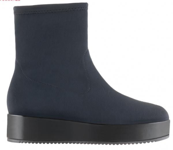 Högl ankle boots Moderna 8-102658-0100 black stretch