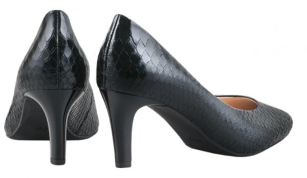 Högl pumps Starlight 8-106001-0100 black leather