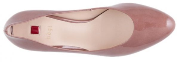 Högl pumps Starlight 8-106004-4900 rose leather