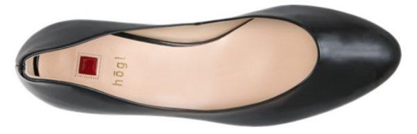 Högl pumps Studio 40 0-184004-0100 black leather