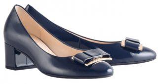 Högl pumps Studio 40 8-104084-3200 blue leather