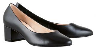 Högl pumps Studio 40 0-184000-0100 black leather