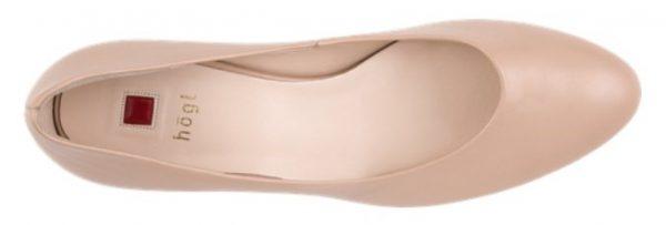 Högl pumps Studio 40 0-184000-1800 nude leather