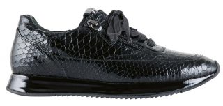 Högl sneakers Cloud 8-101327-0100 black leather