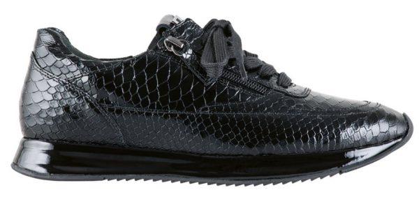 Högl sneakers Cloud 8-101327-0100 black leather