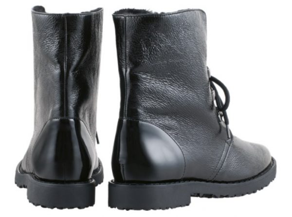 Högl ankle boots Cuddly 8-101615-0100 black leather
