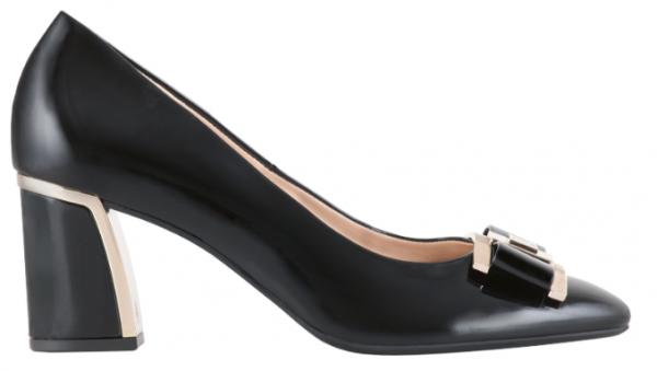 Högl pumps Divine 8-105044-0100 black leather