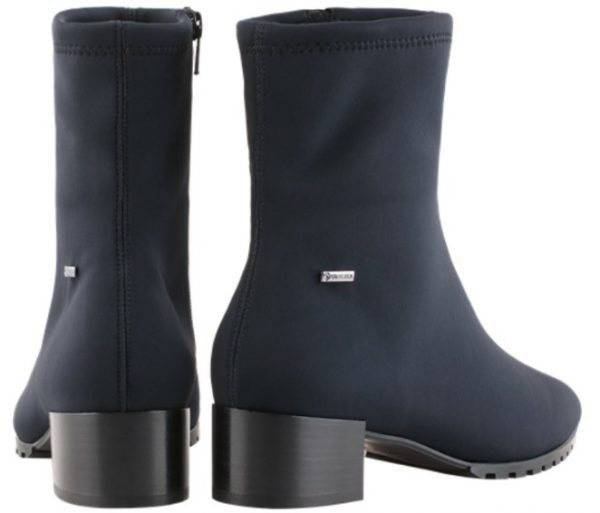 Högl ankle boots Dryflex 8-103836-0100 black stretch Gore-Tex