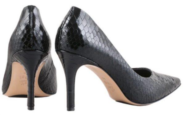 Högl pumps Era 8-107001-0100 black leather