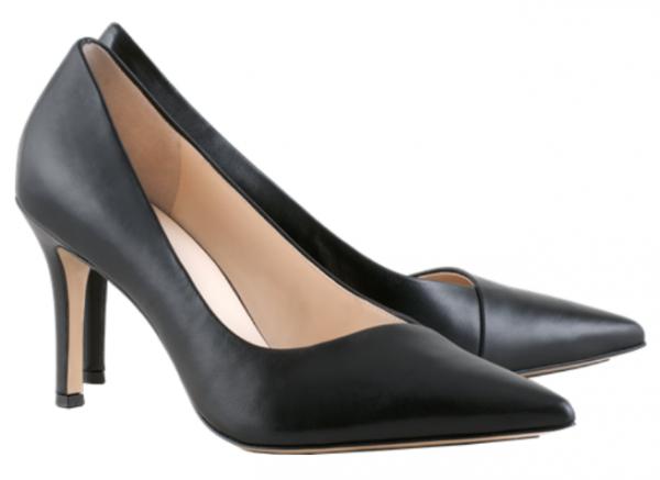 Högl pumps Eve 8-107040-0100 black leather