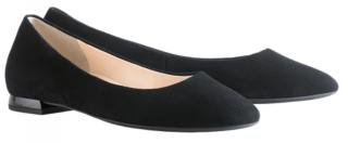 Högl ballerinas Femality 0-121022-0100 black suede leather