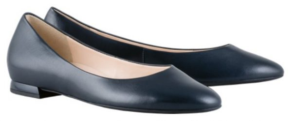 Högl ballerinas Femality 0-121020-3000 blue leather