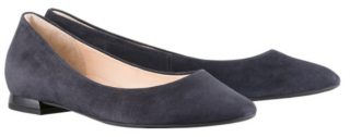 Högl ballerinas Femality 0-121022-3000 blue suede leather