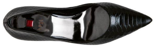 Högl pumps Glam 8-106107-0100 black leather