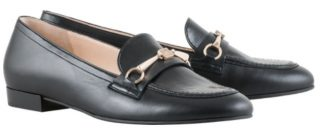 Högl slip-on Prepstern 8-101210-0100 black leather
