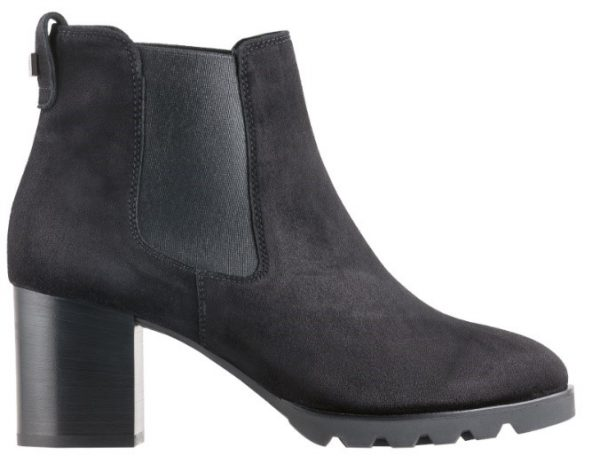 Högl ankle boots Tess 8-104622-0100 black suede