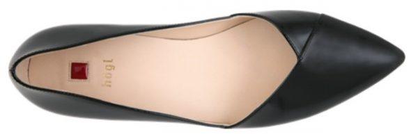 Högl ballerinas Boulevard 10 0-120014-0100 black patent leather