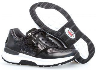 Gabor Rollingsoft 36.905.97 Women Walking Shoes - Black