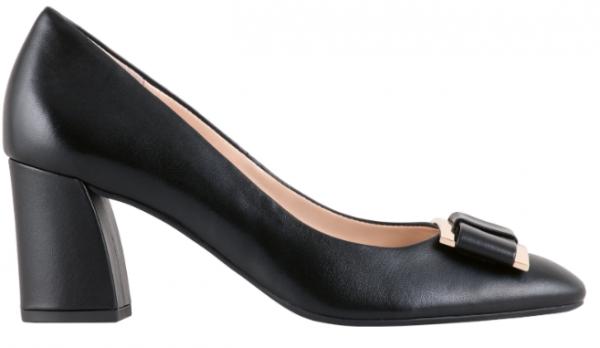 Högl pumps Fancy 8-105080-0100 black leather