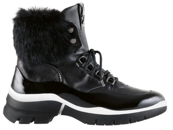 Högl ankle boots Hottie 8-106345-0101 black leather