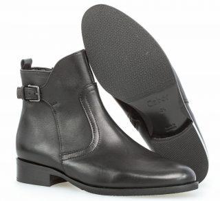 Gabor 32.742.67 Women Ankle Boot - Black