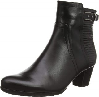 Gabor 36.691.67 ankel boot ladies black