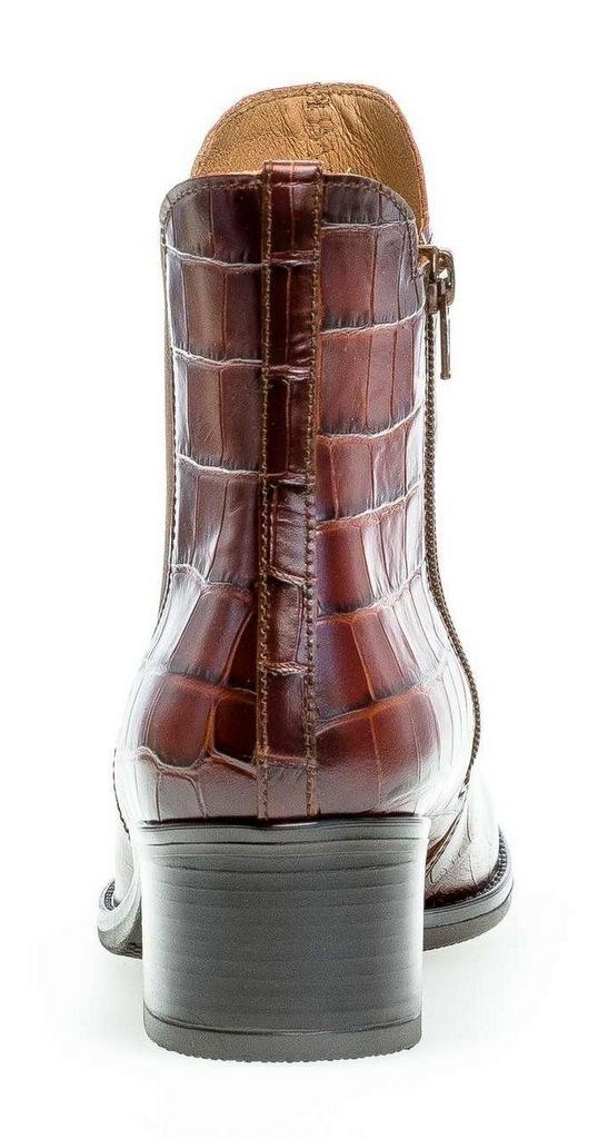 Gabor 31.650.34 Women Ankle Boots - Cognac