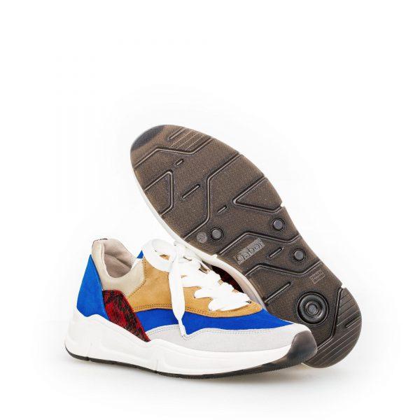 Gabor 46.305.99 Women Sneaker - Multicolor