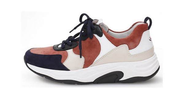 Gabor Rollingsoft 46.916.28 Women Walking Shoes - Colour Combi