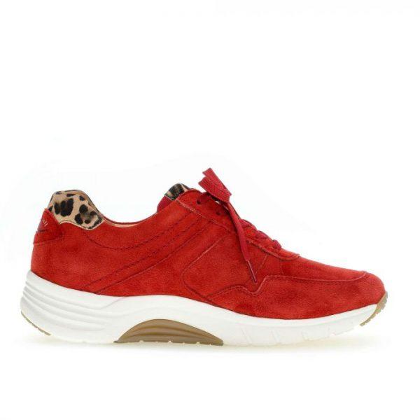 Gabor Rollingsoft 46.938.48 Women Walking Shoes - Red