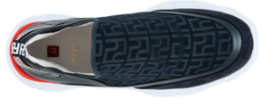 Högl sneakers Vanguard 9-105338-3000 blue stretch & leather