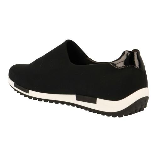 Gabor 42.412.97 Women Loafer - Black